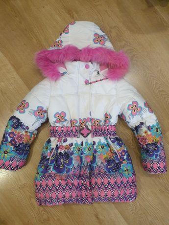 Детская курточка зима!