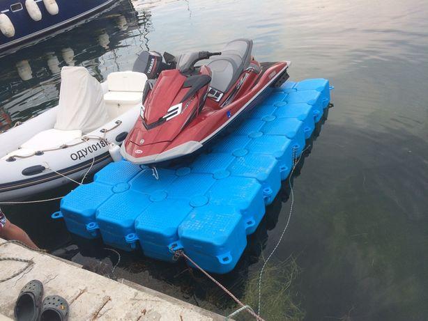 Понтон причал для гидроцикла, лодки