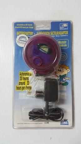 Bateria com carregador Game Boy Pocket e color Novo aveito trocas