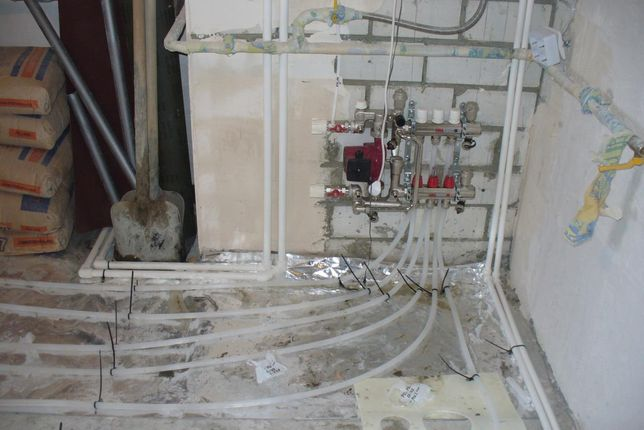 Профессиональный сантехник, системы отопления, водоснабжения