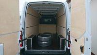 Renault Master L2H2 Zabudowa części ładunkowej
