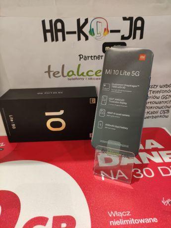 Telefon komórkowy Xiaomi Mi 10 Lite 5G 6GB ROM 64GB ROM Faktura VAT23%