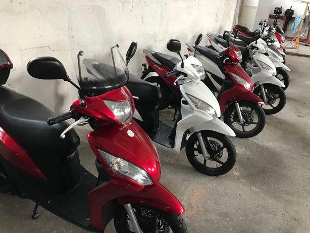 АКЦИЯ!Японский скутер Нonda Dio 110cc Кредит
