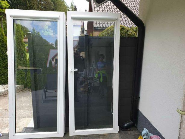 Sprzedam okno balkonowe 1750x2100