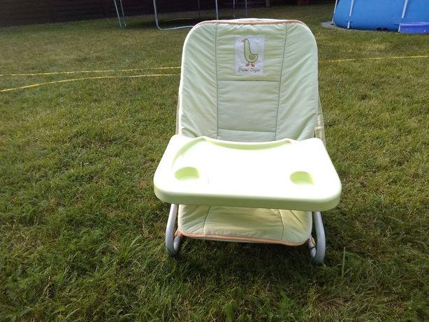 Leżaczek kołyska primi sogni dla dziecka siedzisko siedzonko krzesełko