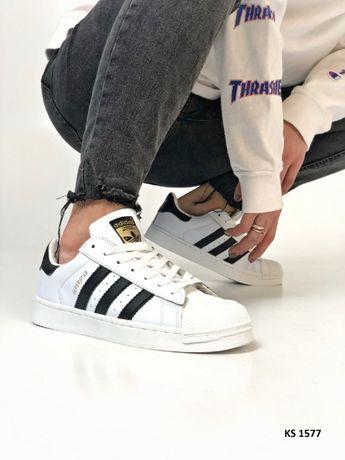 Кроссовки Adidas Superstar! Артикул: KS 1577