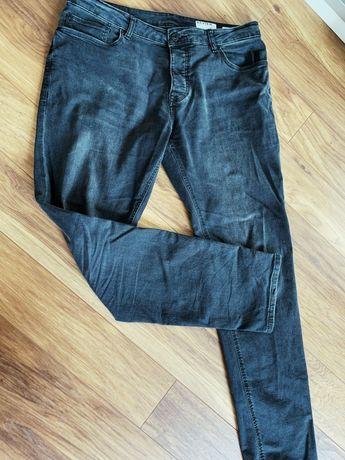 Spodnie męskie REVIEW Simon Slim 36/34 jak nowe.