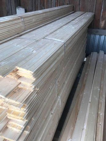 Вагонка деревянная, различных длин и профилей