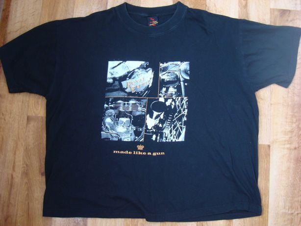 """футболка від Red Lizard 2XXL """"Made like a gun"""" заміри в тексті"""