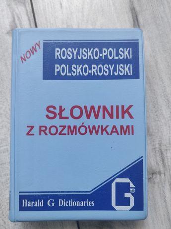 Słownik polsko-rosyjski z rozmówkami