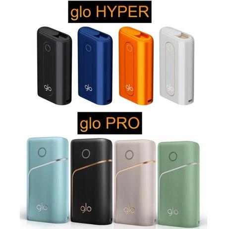 В НАЛИЧИИ! Новые glo Hyper / glo Pro. Система нагрева табака.