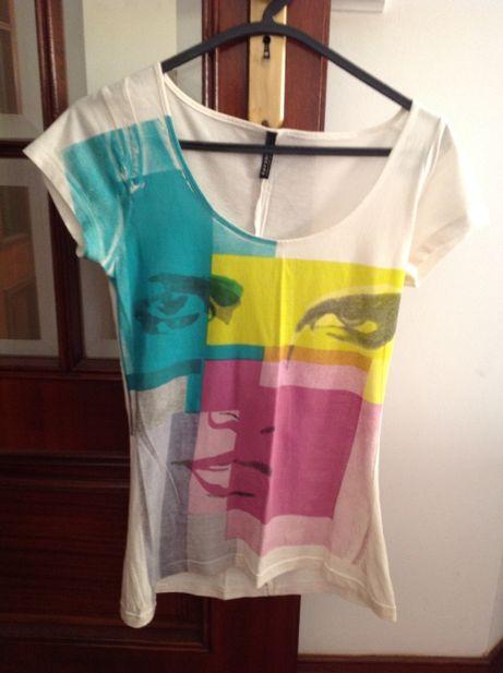 T-shirt tiffosi S