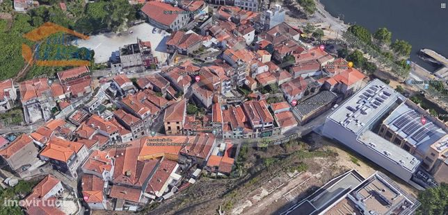 Prédio para reabilitar Massarelos junto ao Rio