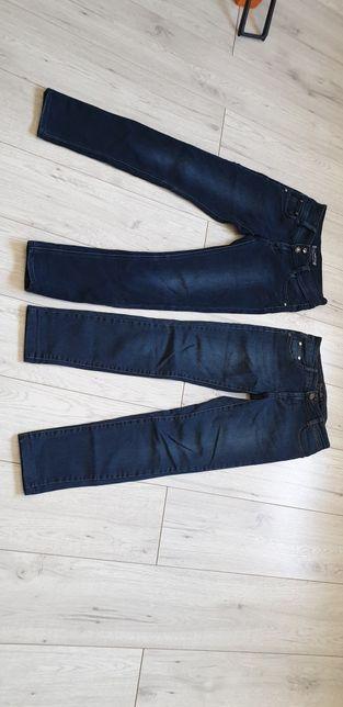 Dwie pary jeansow 36