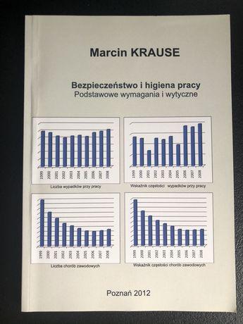 Marcin Krause Bezpieczeństwo i higiena pracy podstawowe wymagania ...