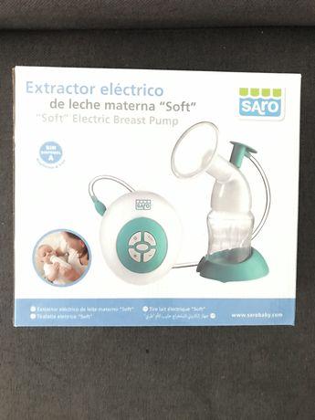 Bomba extratora de leite materno Electrica