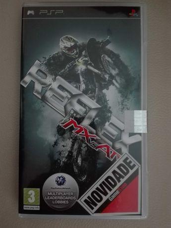Jogo PSP MX VS ATV Reflex (semi novo)
