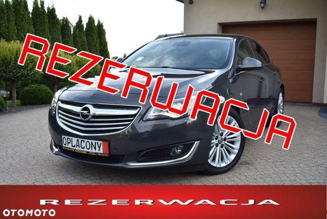 Opel Insignia 2.0 Diesel Kolorowa Nawigacja Podg.Fotele Podg.kierownicy Bi Xenon