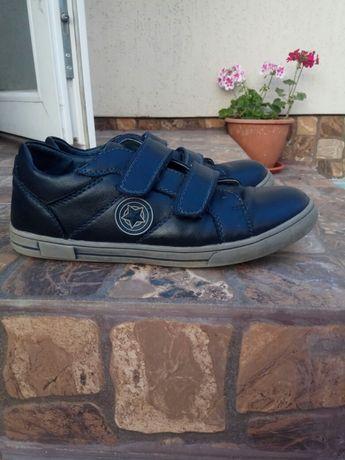 Туфли кожа подростковые