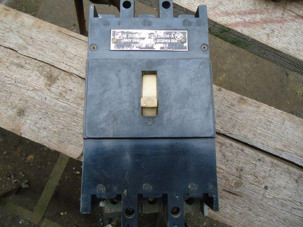 Автомат електрический 80А