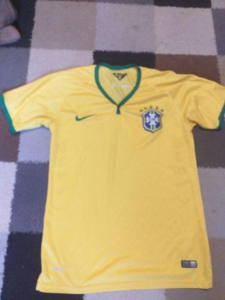 Koszulka Reprezentacja Brazylii 2014 M