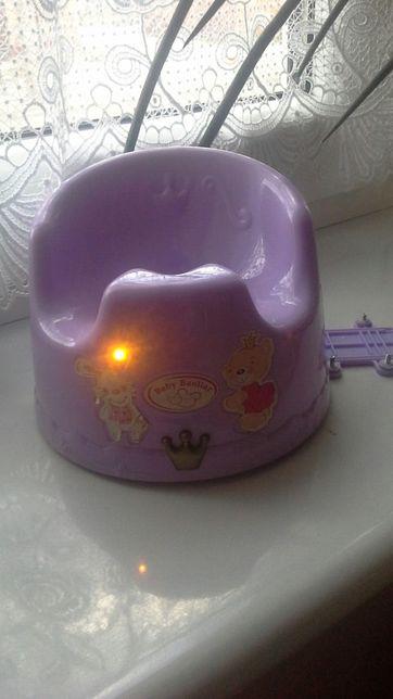 Grający nocnik dla lalki baby born