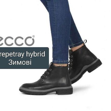 36,39,40,41р.Новые женские ботинкиECCOCREPETRAY HYBRID L  200863