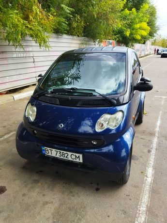 Smart Fortwo Mersedes