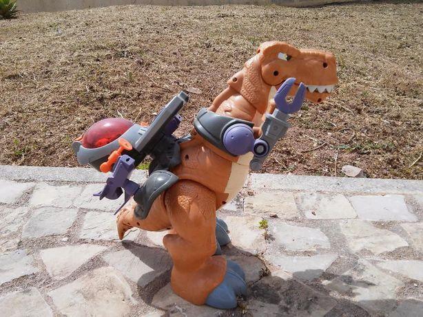 Brinquedo dinossauro T rex