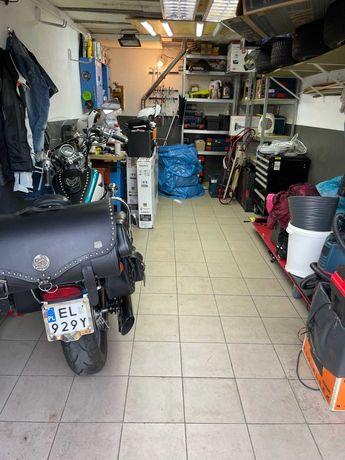 Sprzedam garaż Łódź Żabieniec ul. Woronicza