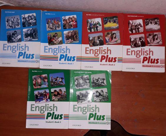 English plus 1 , 2 , 3 Round up starter , 3 , 4 , 5
