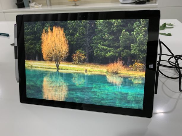 Microsoft surface PRO 3 - I7 256gb 8GB