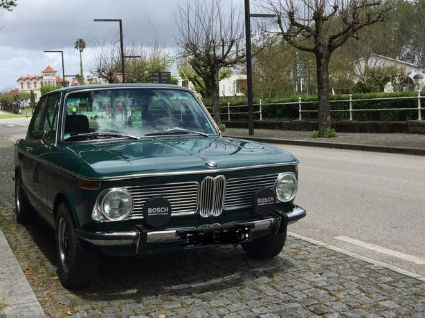 BMW 1602 de 1973