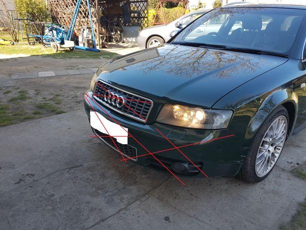 Maska Audi A4 B6 LŻ6X LZ7X Oryginalna