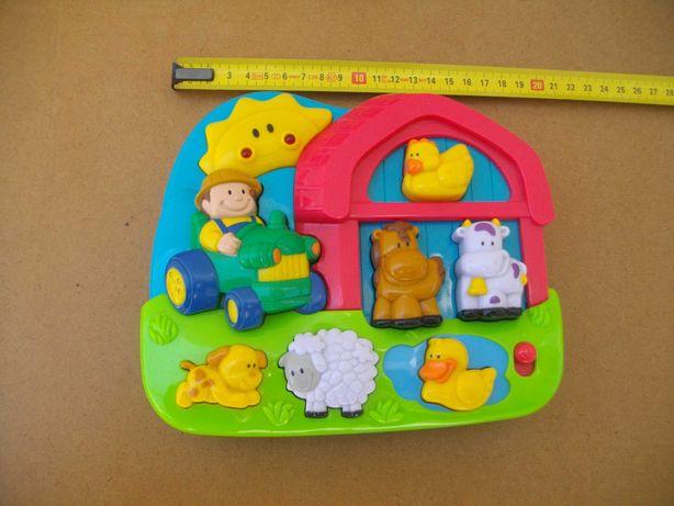 Brinquedo sonoro para criança (2 anos)