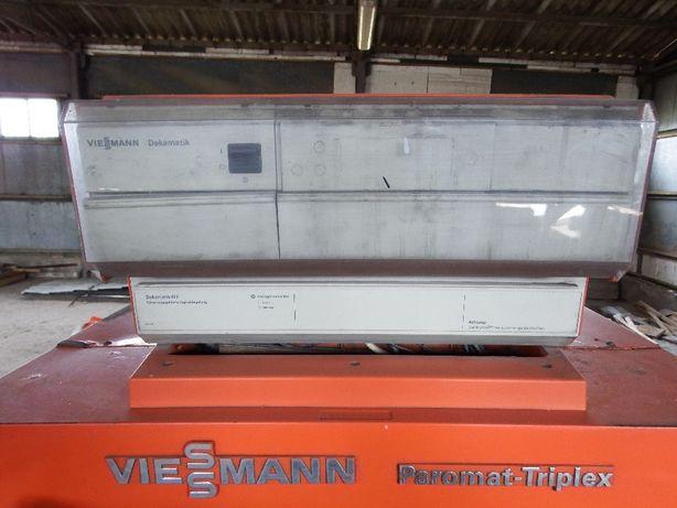 Sprzedam kotły Viessmann PAROMAT TRIPLEX RN oraz zbiorniki