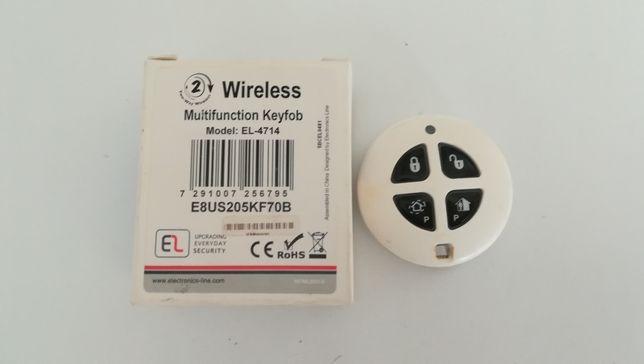 Comando remoto para iConnect 2Way EL-4714