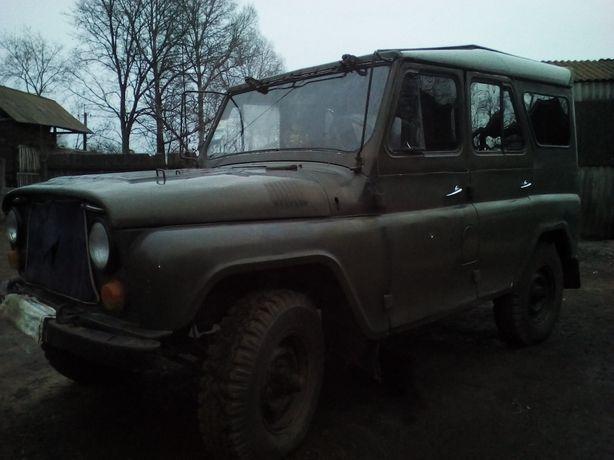 УАЗ 469  продажа