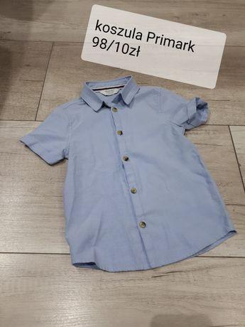 Koszule ,spodnie chinos 98