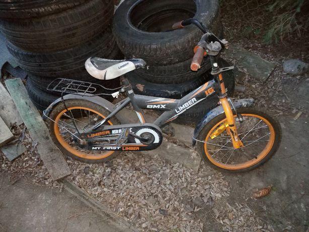 dwa rowerki dla dzieci