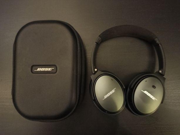 Słuchawki Bose QC25 - aktywna redukcja hałasu