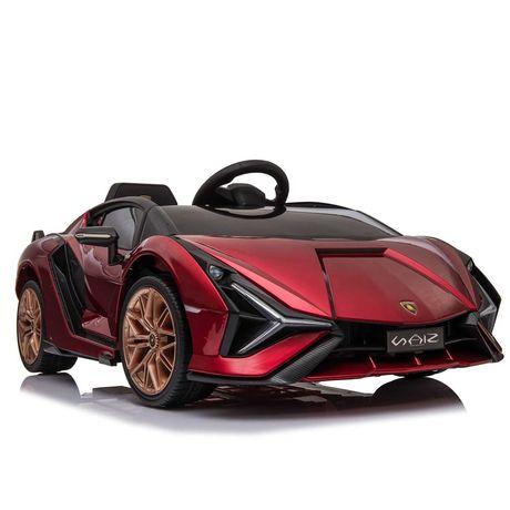 Lamborghini Auto na akumulator dla dziecka 4x4, samochód dla dziecka