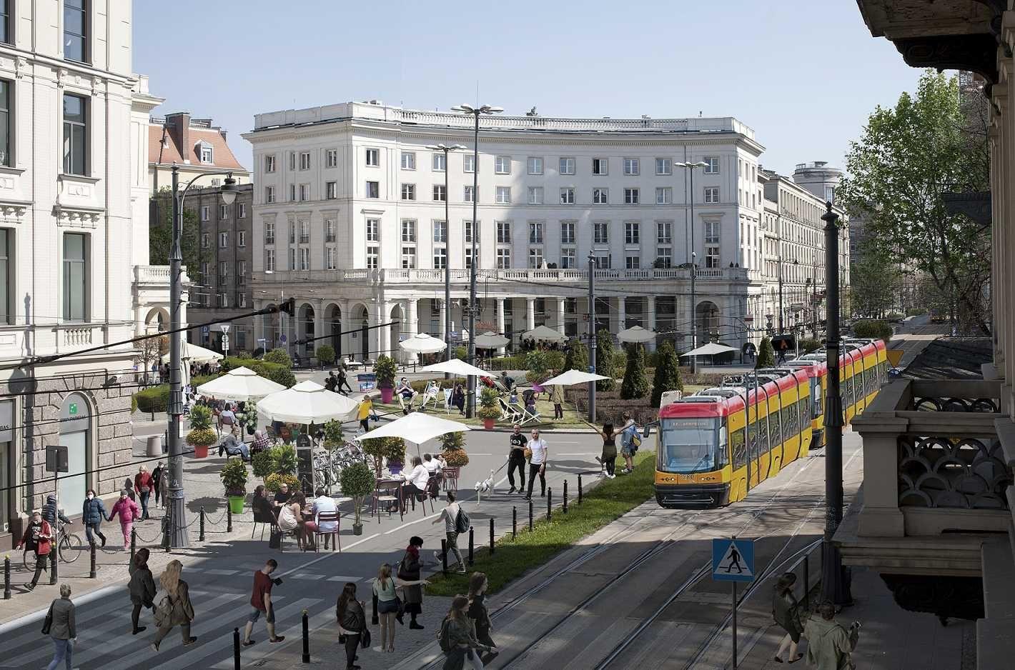 Odstąpię restauracje w centrum Warszawy 90 metrów kw