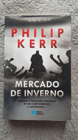 Vendo livro de Philip Kerr - Mercado de Inverno