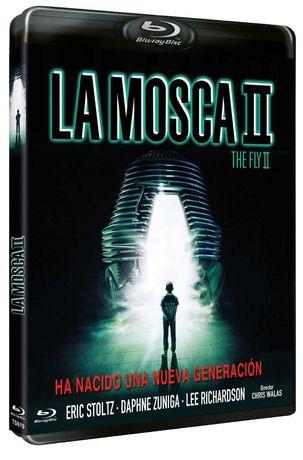 La Mosca II/A Mosca II(Blu-Ray)-Importado