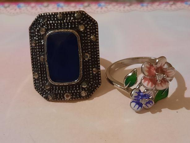 Три красивых кольца