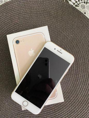 iPhone 7- 32GB- kolor złoty