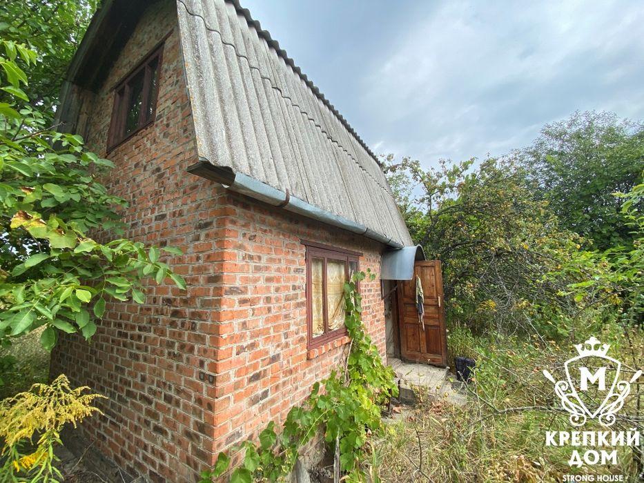 Дача дом на 5 сот земли можно под жилье Березанка - изображение 1