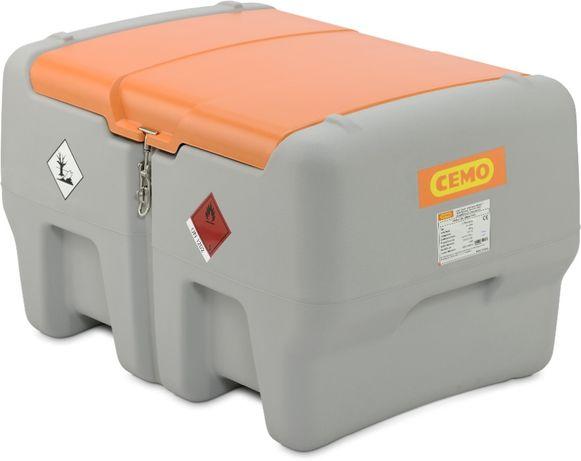 Zbiornik mobilny-przewoźny do oleju napędowego 440 l - Cemo
