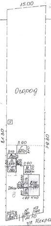 Продам участок земли с домом. Луганская обл., г. Новодружеск